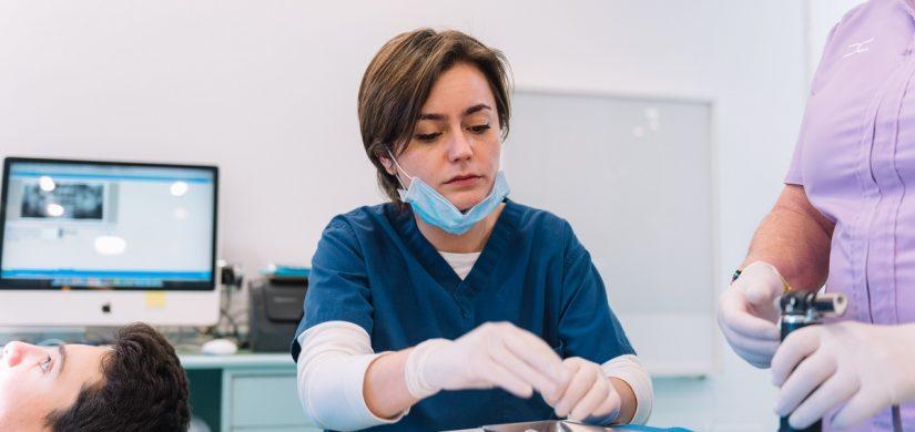 Ortodoncista Oviedo, Doctora Cobo