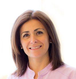 Carmen Díaz, equipo clínica Cobo