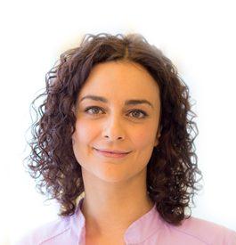 Ángela Villa, equipo clínica Cobo