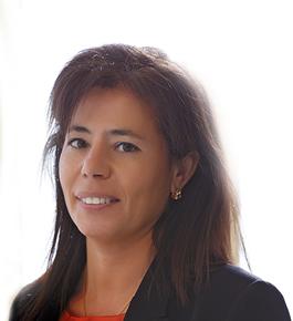 Maite Busta, equipo clínica Cobo